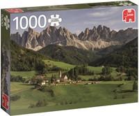 Dolemites Puzzel (1000 stukjes)