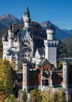 Neuschwanstein Puzzel (1000 stukjes)-2