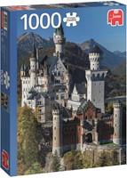 Neuschwanstein Puzzel (1000 stukjes)-1