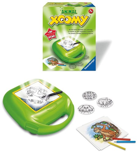 Xoomy Compact Animal-2