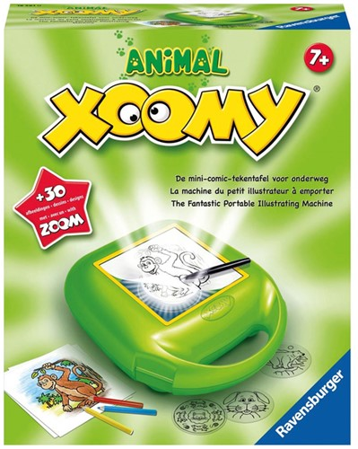 Xoomy Compact Animal-1