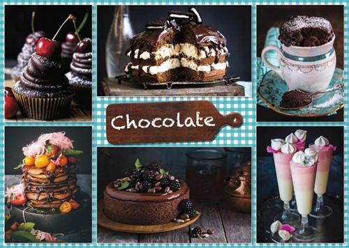 Chocolate Puzzel (1000 stukjes)-2
