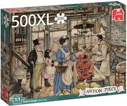 Anton Pieck - De Kruidenier Puzzel (500 XL)