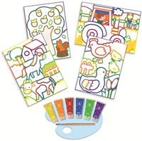 Dessineo Color - Schilderen met Nummers Boerderij-2