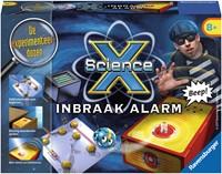 ScienceX - Inbraakalarm