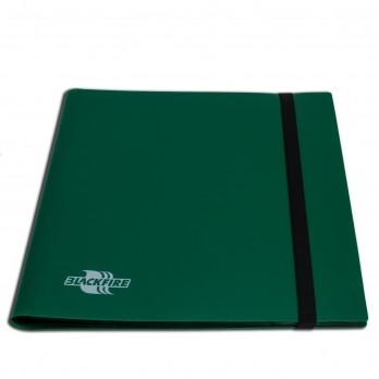 Blackfire Flexible Album - Playset-Size - Green