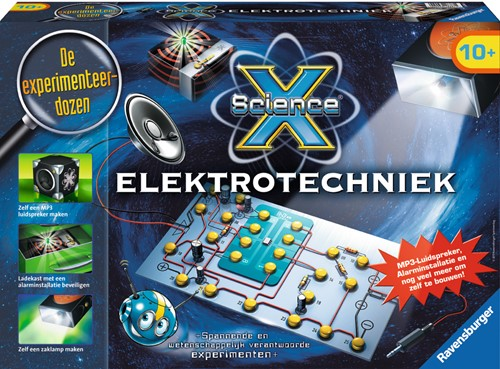 ScienceX - Elektrotechniek