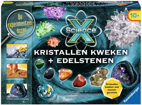 Kristallen Kweken En Edelstenen