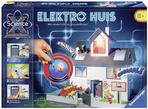 ScienceX - Elektro Huis-1