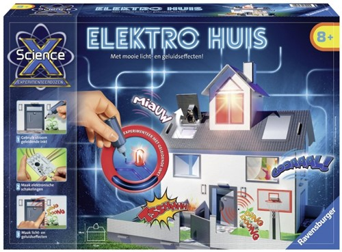 ScienceX - Elektro Huis
