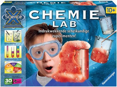 ScienceX - Chemie Lab (30 experimenten)