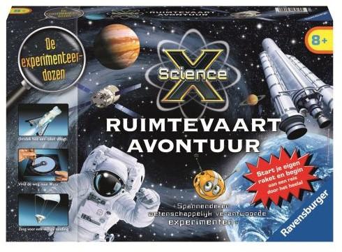 ScienceX Ruimtevaart Avontuur