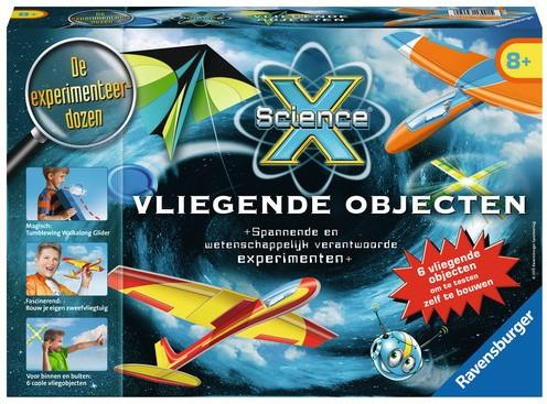 ScienceX - Vliegende Objecten-1