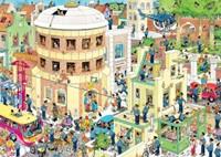 Jan van Haasteren - De Ontsnapping Puzzel (1000 stukjes)-2