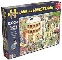 Jan van Haasteren - De Ontsnapping Puzzel (1000 stukjes)