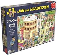 Jan van Haasteren - De Ontsnapping Puzzel (2000 stukjes)-1