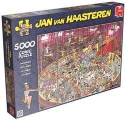 Jan van Haasteren - Het Circus Puzzel (5000 stukjes)