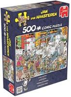 Jan van Haasteren - Snoepfabriek Puzzel (500 stukjes)-1