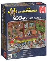 Jan van Haasteren - Chinees Nieuwjaar Puzzel (500 stukjes)-1