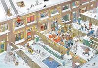 Jan van Haasteren - Kerstavond Puzzel (2000 stukjes)-2
