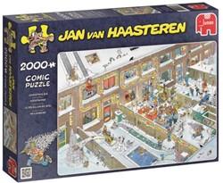 Jan van Haasteren - Kerstavond Puzzel (2000 stukjes)