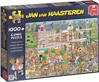 Jan van Haasteren - Nijmeegse Vierdaagse Puzzel (1000 stukjes)-1