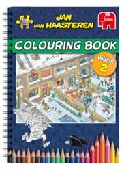 Kleurboek - Jan van Haasteren Vol.2