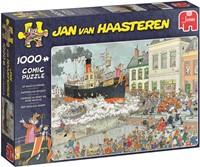 Jan van Haasteren - Sinterklaas Intocht Puzzel (1000 stukjes)-1