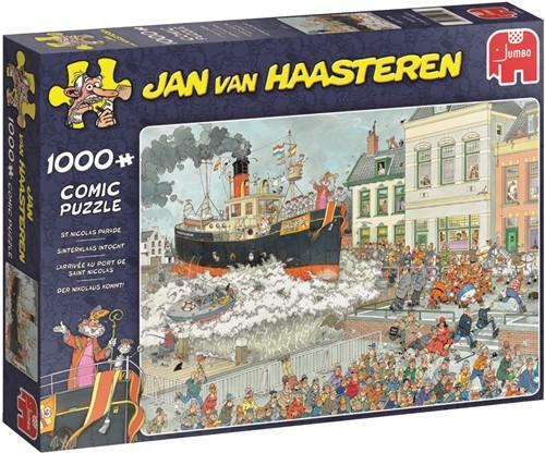 Jan van Haasteren - Sinterklaas Intocht Puzzel (1000 stukjes)