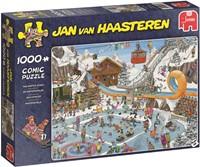 Jan van Haasteren - De Winterspelen Puzzel (1000 stukjes)-1