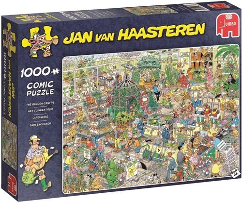 Jan van Haasteren - Het Tuincentrum Puzzel (1000 stukjes)