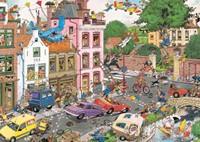 Jan van Haasteren - Vrijdag De 13de Puzzel (1000 stukjes)