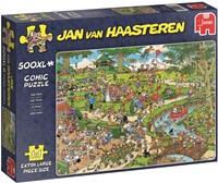Jan van Haasteren - Het Park Puzzel (500 XL)-1