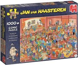 Jan van Haasteren - De Goochelbeurs puzzel (1000 stukjes)