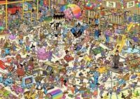 Jan van Haasteren - De Speelgoedwinkel Puzzel (1000 stukjes)-2
