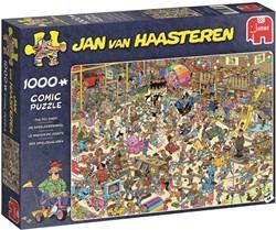 Jan van Haasteren - De Speelgoedwinkel Puzzel (1000 stukjes)