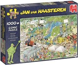 Jan van Haasteren - De Filmset Puzzel (1000 stukjes)