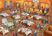 Jan van Haasteren - Darts Puzzel (1000 stukjes)-2