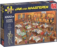 Jan van Haasteren - Darts Puzzel (1000 stukjes)