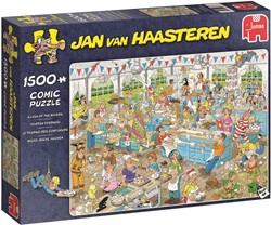 Jan van Haasteren - Taarten Toernooi Puzzel (1500 stukjes)