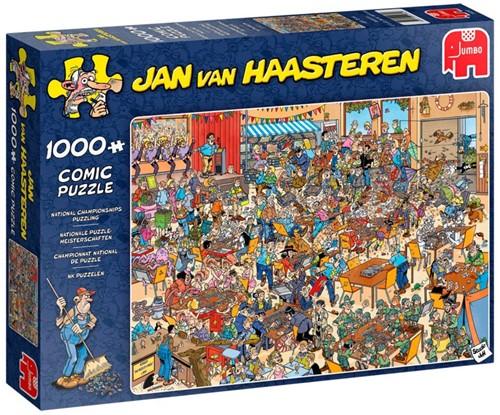 Jan van Haasteren - NK Legpuzzelen Puzzel (1000 stukjes)