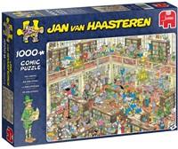 Jan van Haasteren - De Bibliotheek Puzzel (1000 stukjes)