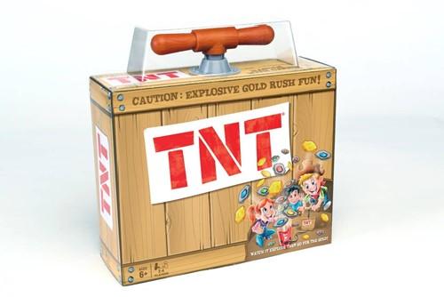 TNT Explosief Goudkoorts Plezier
