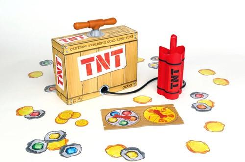 TNT Explosief Goudkoorts Plezier-2