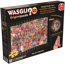 Wasgij Original Puzzel 22 - Studio Tour (1500 stukjes)
