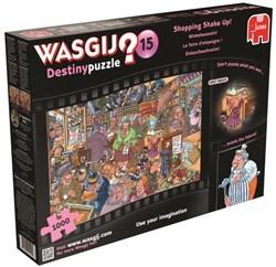 Wasgij Destiny 15 - Winkelwaanzin Puzzel