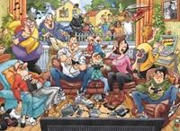 Wasgij Back To.. Puzzel 1 -  Die Goeie Oude Tijd (1000 stukjes)-2