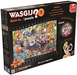 Wasgij Back To.. Puzzel 1 -  Die Goeie Oude Tijd (1000 stukjes)