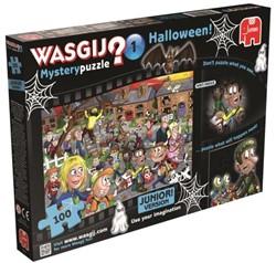 Wasgij Junior Halloween Puzzel (100 stukjes)