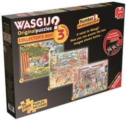 Wasgij Original Collectors Box Vol.3 (3 x 1000 stukjes)